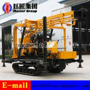 China Hot selling XYD-130 Crawler drilling rig hydraulic rotary drilling rig with Good Price and easy moving on sale