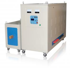 China IGBT Control Super Audio Frequency Induction Heating Equipment 250KW 10-50KHZ on sale