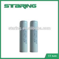 2015 new coming rechargeable  LGAHB6  18650 1500MAH 3.7V battery  for e cigarette battery
