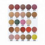 Multi Colors Eye Cosmetic Products , Women Makeup Items Single Eyeshadow Packaging
