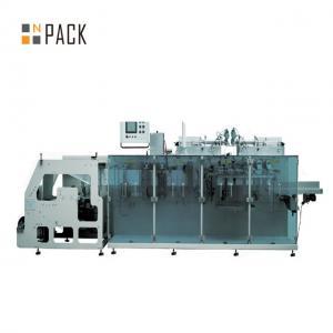China Professional Doypack Filling Sealing Machine Machines Full Servo Technology on sale