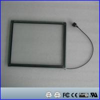 High sensor multi point ir touch screes, 84 inch ir touch frame screen overlay