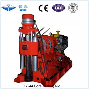 China Long Stroke 600mm Core Drilling Rig Powerful Drilling XY - 44 on sale