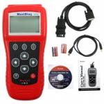 Auto Diagnostic Engine EOBD / OBD2 Scanner Codes MaxiScan JP701 For Toyota