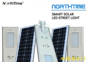 China Energy Saving  Outdoor Solar Street Lights  For Plaza / Solar Garden Lamp on sale