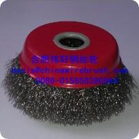 Crimped Wire Cup Brushes,Stainless Steel Wire