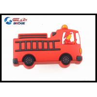 Red Car Kids Bedroom Dresser Knobs Decoration Wardrobe Silicon Furniture Handles