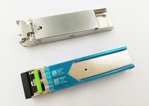 China SFP Case & Jacket Fiber Optic Transceiver Anodizing / Polishing Finish on sale