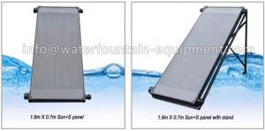 China High Efficient Swimming Pool Solar Panels For Inground Pools Easy Installation on sale