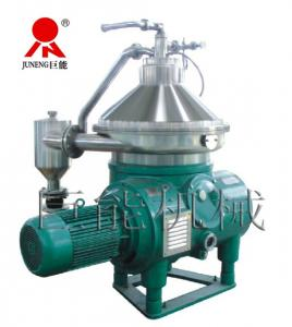 China Disc Centrifuge for Vegetable Oils and Fats Refining from Juneng Machinery on sale