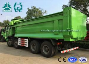 China Underground Heavy Duty Dump Trucks For Mining Industry , 8x4 Driving mode on sale