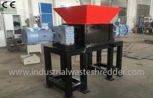 China Rolls / Tubes Cardboard Box Shredder Machine Multi - Claw Blades Uniform Discharging on sale