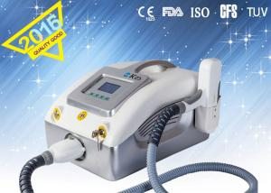 China Q-Switched ND YAG Tattoo Removal Laser Equipment with Wavelength 1064nm & 532nm on sale