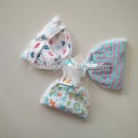 China 3 Pieces Sock And Hat Baby Socks Gift Set Cute Pattern Plush Baby Product on sale