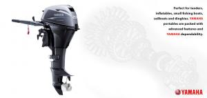 4 Stroke 20HP 14 7KW Short Shaft Yamaha Outboard Motors