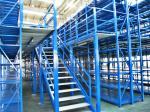 Длинние системы подиума мезонина шкафа паллета пяди с регулируемым стальным Decking
