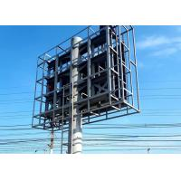 China SPT Outdoor Advertising LED Screen / Fixed Large P6 Outdoor Led Display on sale