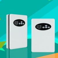 China Ozone 500mg/h, negative ion 3 million pcs/cm3 home portable ozone air purifier on sale