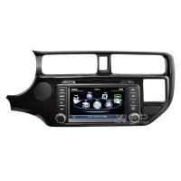 Car Stereo Kia Sat Nav GPS Navigation For Kia K3 RIO Bluetooth Multimedia C204