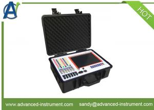China Power Signal Recorder and Harmonic Tester for Transformer Testing on sale