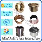 OEM adapté aux besoins du client soutenant la bague en bronze de série, bague d'oilite, incidences de bride