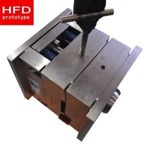 China Tolerance 0.05mm Auto Parts Life 1000000 Shots Rapid Injection Mold on sale