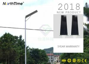 China IP65 30W Solar Street Light , Wall Mount Solar Area Lighting Dusk to Dawn Courtyard Deck Night Lights on sale