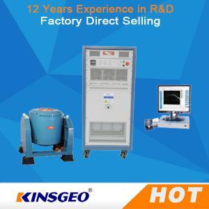 China Double Bearing Orientation Electrodynamic Vibration Shaker System KJ-GX-600-ZD on sale