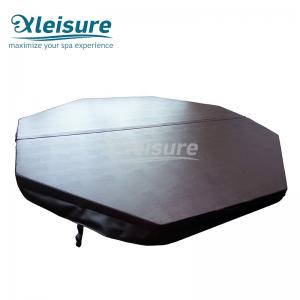 China Commercial Solar Hot Tub Cover Energy Saving Lay Z Spa Inflatable Cover on sale