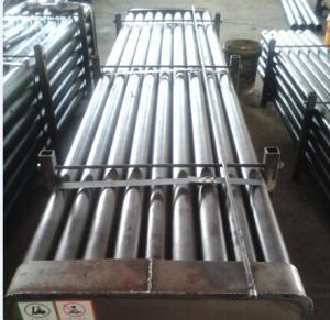 China Geological Drilling Equipments Steel Drill Rod AQ NQ HQ PQ BQ Drilling Pipes on sale