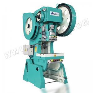 China Flywheel run J23 Series Mechanical Power Press Punching Machine for sale on sale