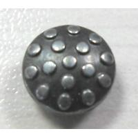 China Jeans Rivet, Dome shape with dots, Generic design. We produce quality products only on sale