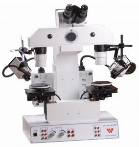 China Forensic Digital Bullet Comparison Microscope OPTO-EDU A18.1808 2.7x - 255x on sale