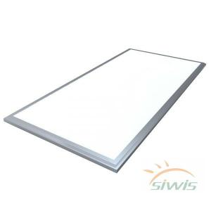 China 72W Led Flat Panel Lights Fixture Indoor 600x1200mm 54000lm Ra70 on sale