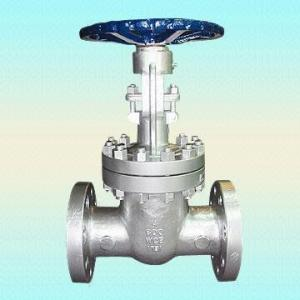 China ANSI, DIN WC1 Stainless Steel Industrial Gate Valves, Carbon Steel flanged Gate Valve on sale