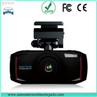 2.7 inch full HD night vision car black box car dvr camera with GPS logger