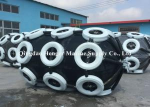 China Low Reaction Force Floating Air-filled Rubber Fender with 12-24 Months Warranty on sale