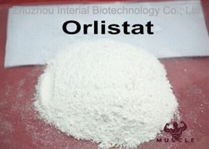 China A gordura reduz-se/o pó CAS 96829-58-2 de Orlistat dos esteroides perda de peso com padrão do PBF on sale