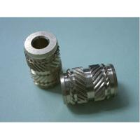 High Precision Metal Auto Lathe Parts, Nickel Brass Automatic Lathe Machined Part Customized