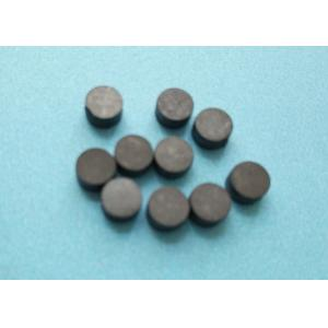 Round PCD Wire Drawing Die Blanks Self Supported Diamond R3215 High Mechanical Strength