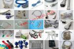 Cables médicos del OEM, cable de ECG