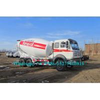 2638 380hp Beiben Mercedes Benz Brand New 6x6 10cbm Concrete Transit Mixer Truck Right Hand Drive Optional
