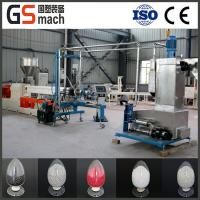 TPU Shoe Sole Material Twin Screw Compounding Extruder