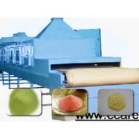 China fruit powder microwave drying equipment on sale