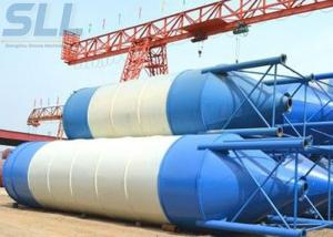 China cement industry Weight 3-10T 1000 ton cement silo for sale on sale