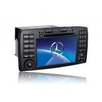 China OEM Double Din 7 Inch DVD GPS Player with DVB-T / ISDB-T / Can-Bus for BENZ R300, R350 on sale