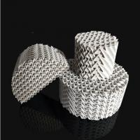 China Ceramic Structured Packing 125X, 250X, 350X, 125Y, 250Y, 350Y, on sale