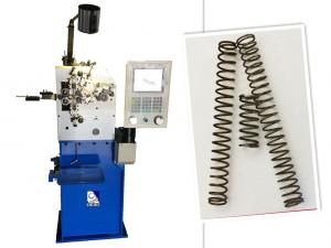 Quality Computer Control Spring Coiling Machine for Wire Diameter 0.15 - 0.8mm for sale