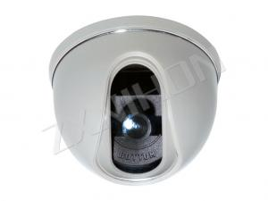 China Sony / Sharp CCD 2.5'' Weatherproof Plastic Vandal Proof Dome Camera With Fixed Lens on sale