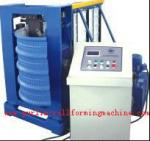 China Glazed Roof Panel / Tile Cold Arch Bending Machine With PLC Control System 1000mm Feeding Width wholesale
